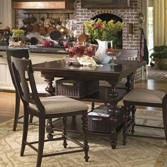 Ordinaire Collections » Paula Deen Home   Dining Room. Kitchen Gathering Table